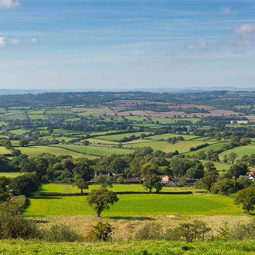 scenic devon view flight experiences